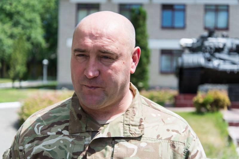 Почувствуй себя украинцем. Интервью украинского военачальника