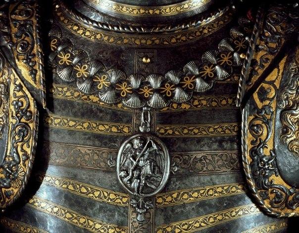 Доспех Франциска I