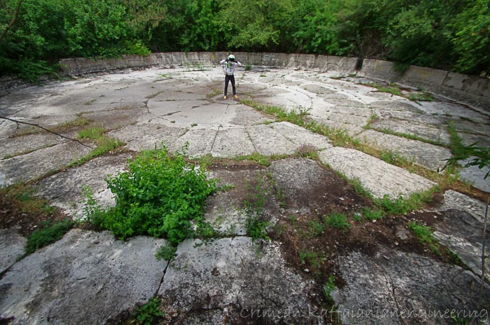 Каменные конденсаторы в Крыму