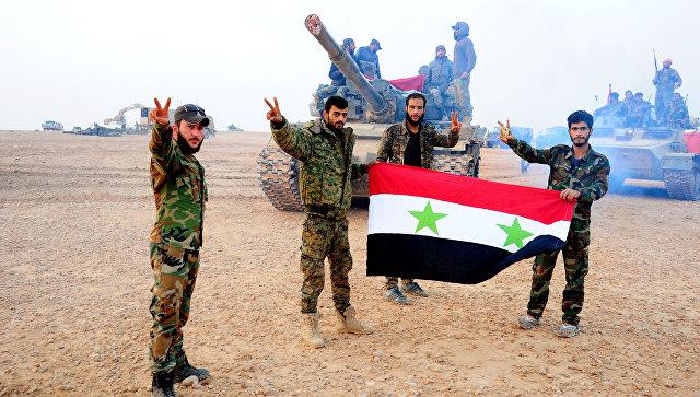 Дамаск впервые официально подтвердил взятие в плен британских солдат