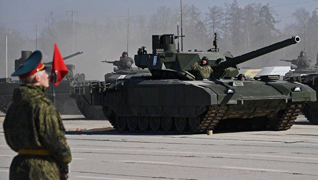 """Британия и ее """"танк будущего"""": фейк в качестве ответа Москве"""