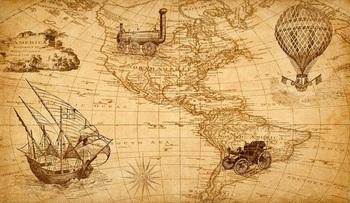 Карта NASA поможет найти сокровища затонувших кораблей