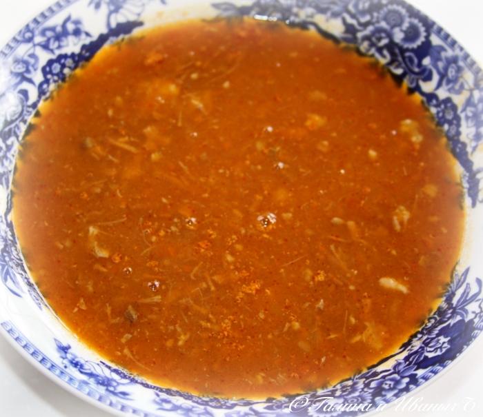 Суп пюре из бычьих хвостов Еда, Рецепт, Суп, Суп-Пюре, Длиннопост, Бычий хвост