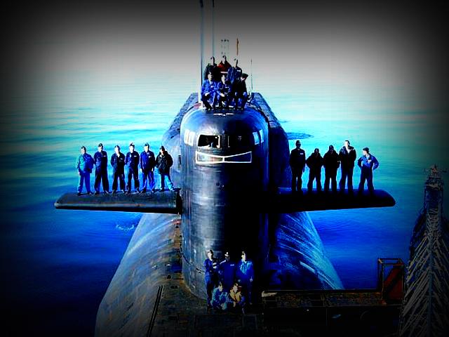 Как русские моряки, отучили самолет-разведчик США от имитации атак на свою подлодку
