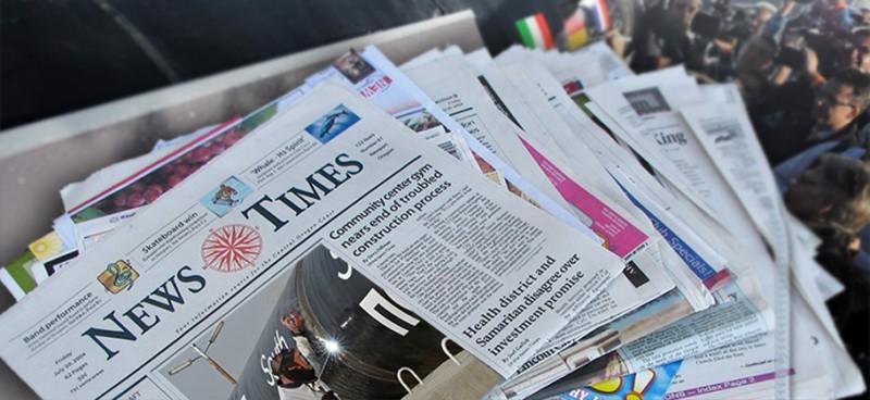 Самое интересное о России в зарубежных СМИ за январь