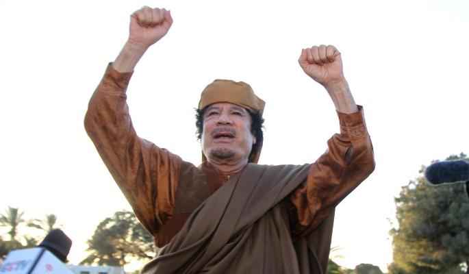 Кто стоял за убийством Каддафи