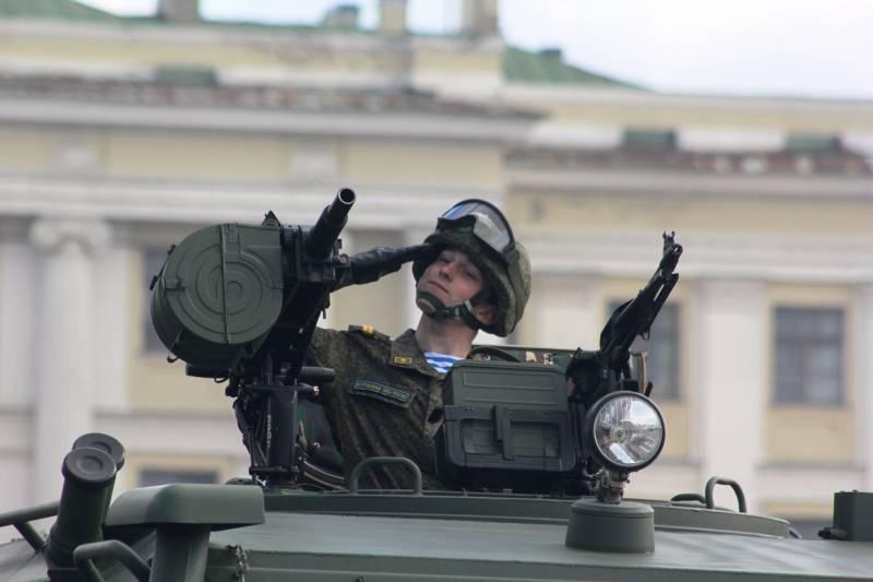 Шведский эксперт: ВС РФ готовы к войне на два фронта