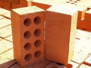 Кирпич лекальный керамический