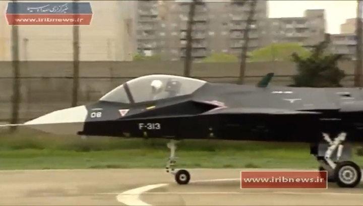 Иран снова показал свой самолет пятого поколения. Прогресс налицо