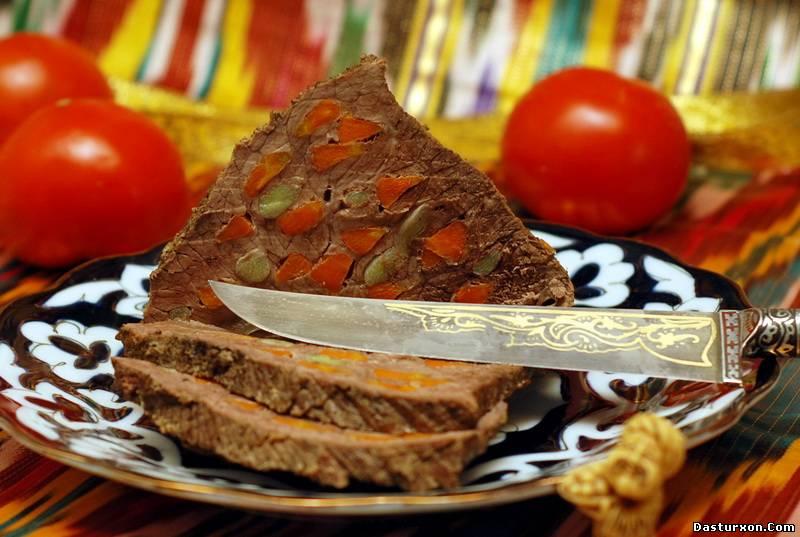Вкусная мясная закуска - пошаговый рецепт