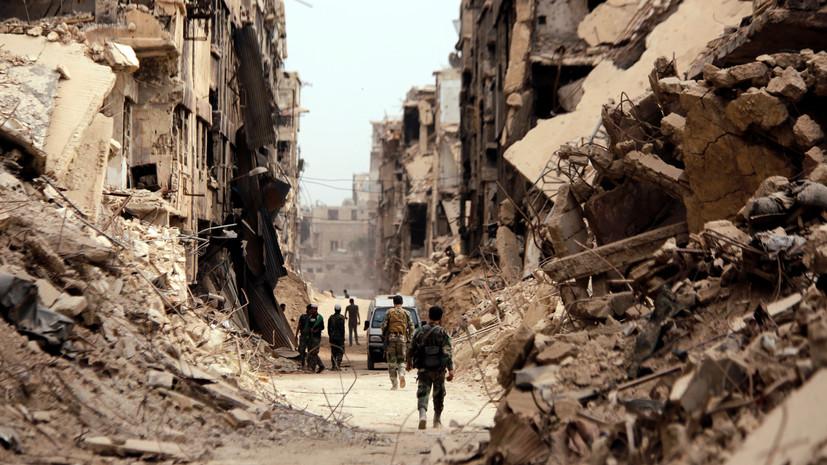 Последние новости Сирии. Сегодня 28 февраля 2019