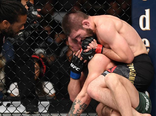 Глава UFC считает, что Макгр…