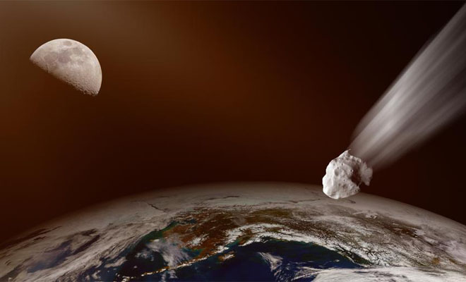 Астероид-убийца несется к Земле: прямая трансляция NASA