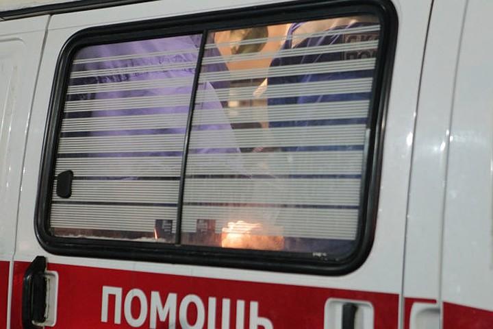 В Москве джип Nissan сбил трех человек на пешеходном переходе