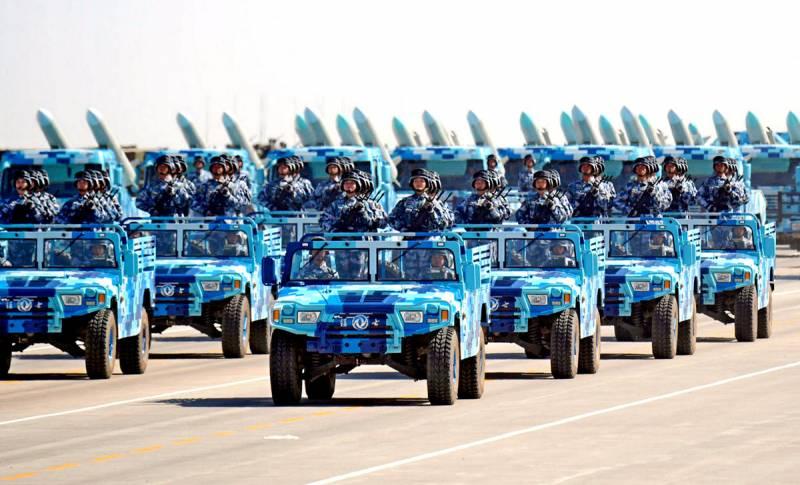 Контрольный выстрел Пекина по Вашингтону