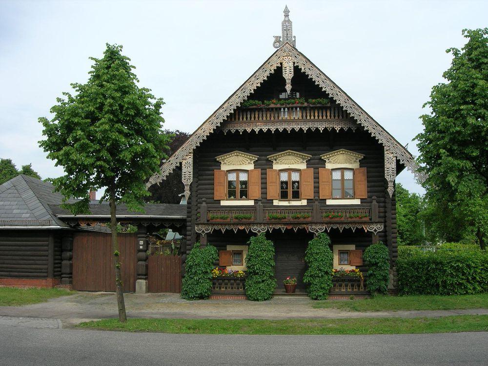 дом, старинный