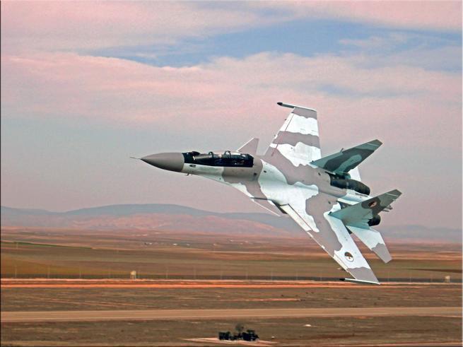 Почему ВКС РФ не сбивают американские самолеты в Сирии