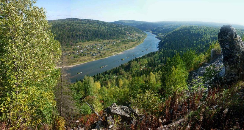 Землетрясение на Урале: аном…