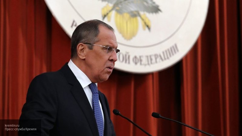 Лавров заявил, что силовой сценарий в Донбассе станет катастрофой для украинского народа