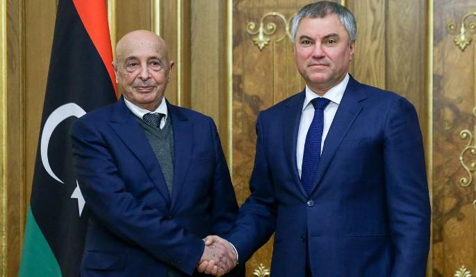 Россия и Ливия создали межпа…