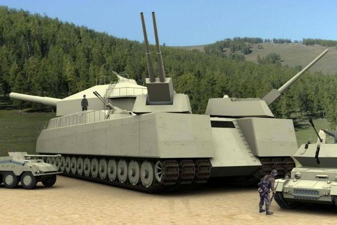 Сверхтяжёлые танки СССР: железные монстры