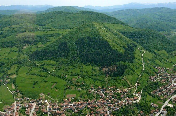 Боснийские пирамиды — вдвое старше и в несколько раз больше египетских