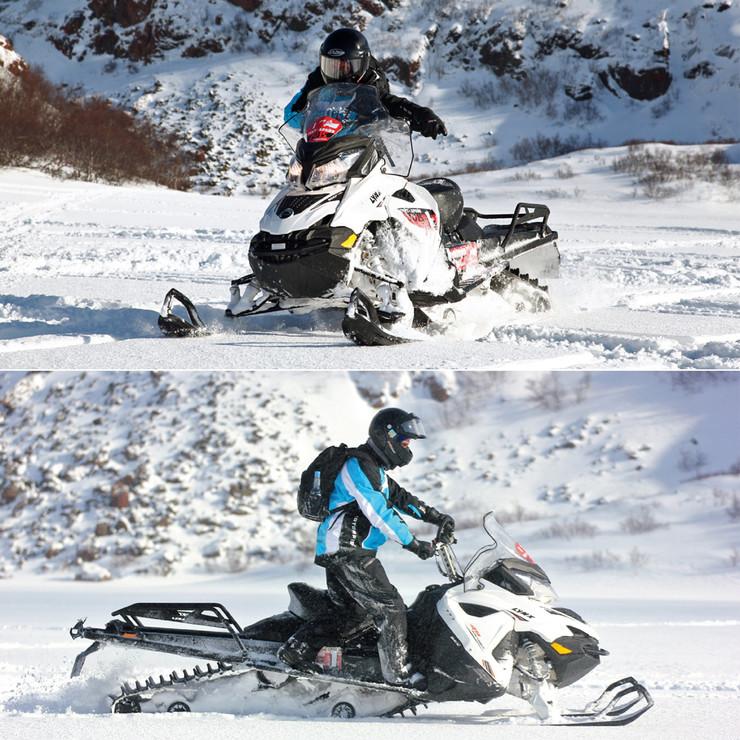 Феномен близнецов — Lynx 49 Ranger Touring - Фото 12