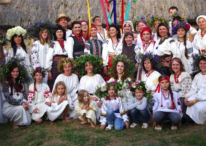 Псевдославянизм и славянские ценности