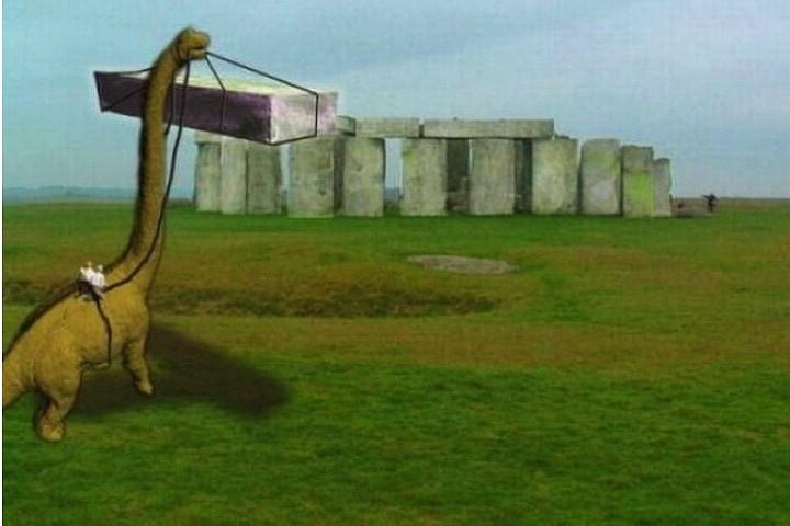 Археологи: в строительстве Стоунхенджа принимал участие крупный рогатый скот