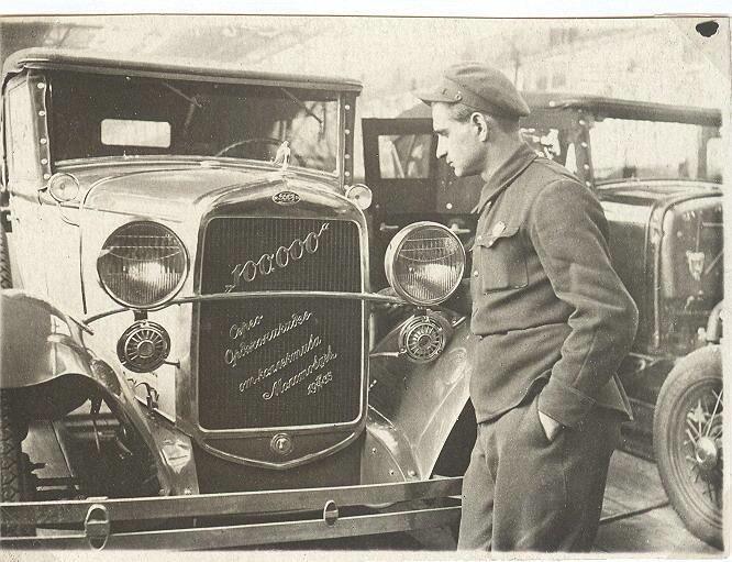 Раритеты и легендарные модели: советские автомобили с начала 30-х и до конца 50-х