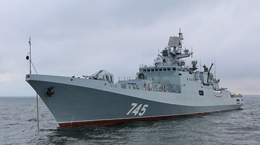 Россия продает фрегаты без украинских турбин