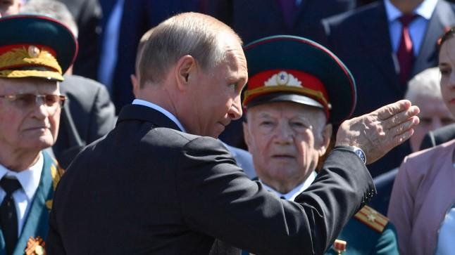 Путин спас ветерана от рук о…