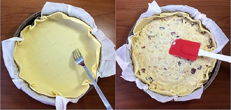 Отменный несладкий пирог с яблоками