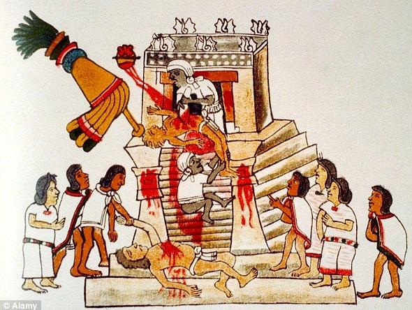 Жуткая дудка ацтеков