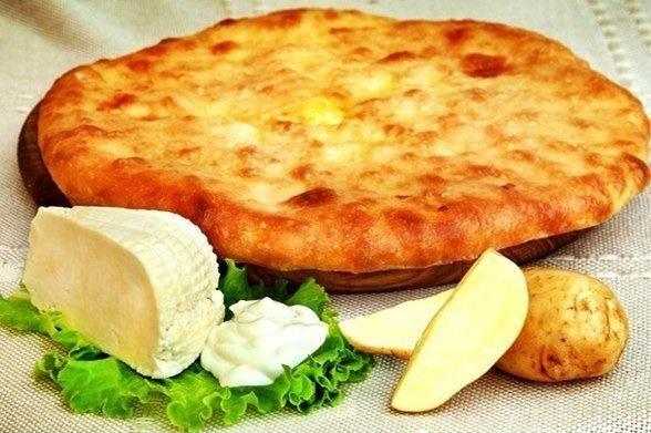 Несложно и о-очень вкусно! Настоящие осетинские пироги с начинкой