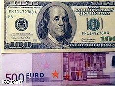 РОСБАЛТ: Курс евро в ходе торгов впервые в истории превысил 52 рубля
