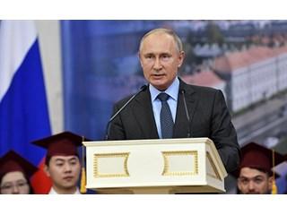 Мехмет Перинчек: Путин вперв…