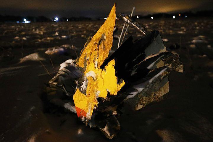 Среди погибших при крушении АН-148 известный в Орске бизнесмен Виктор Анохин и чиновницы Антонины Козупица