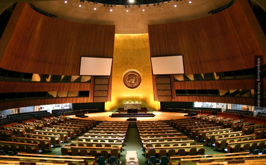 «Уже задолбали»: украинцев шокировал «сюрприз» Киева для РФ на Генассамблее ООН