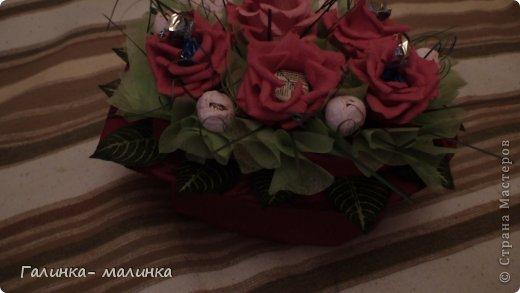 Мастер-класс 8 марта Валентинов день День матери День рождения Свадьба Сердце мини МК Бумага гофрированная Картон гофрированный Кожа фото 2