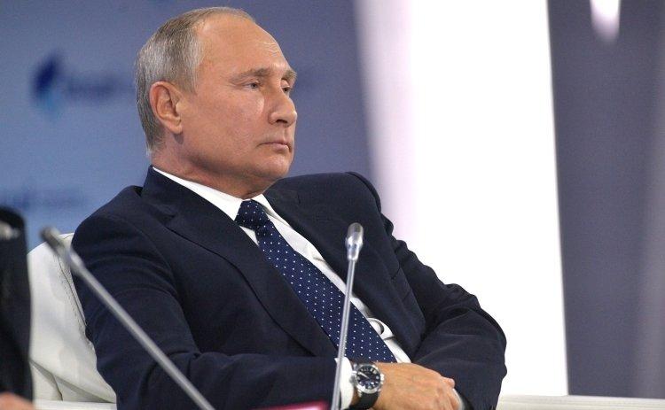 Президент России прибыл с го…