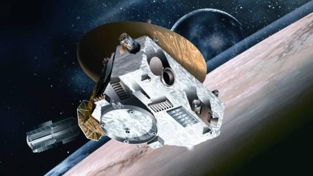 Аппарат NASA случайно запеча…