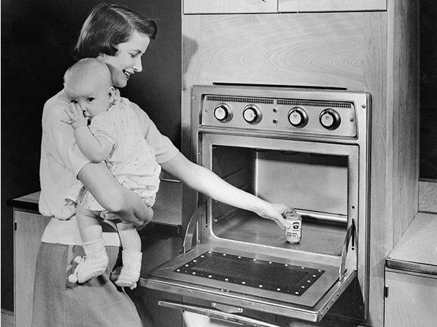 Вот почему в СССР были запрещены микроволновки