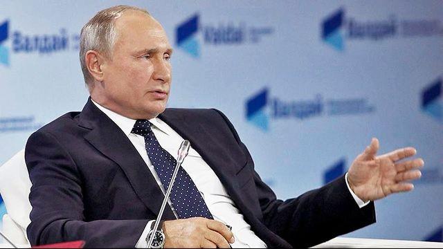 Немного о валдайской речи Путина.