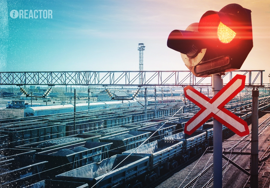 На Украине задумались об ограничении перевозок российской руды