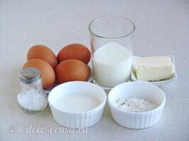 Яичная драчёна: Ингредиенты