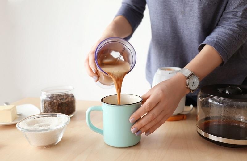 как сделать апельсиново-кофейный напиток
