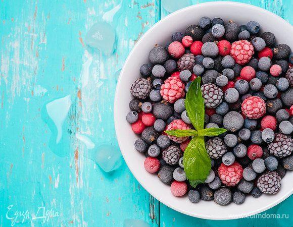 Витамины впрок: как правильно замораживать продукты