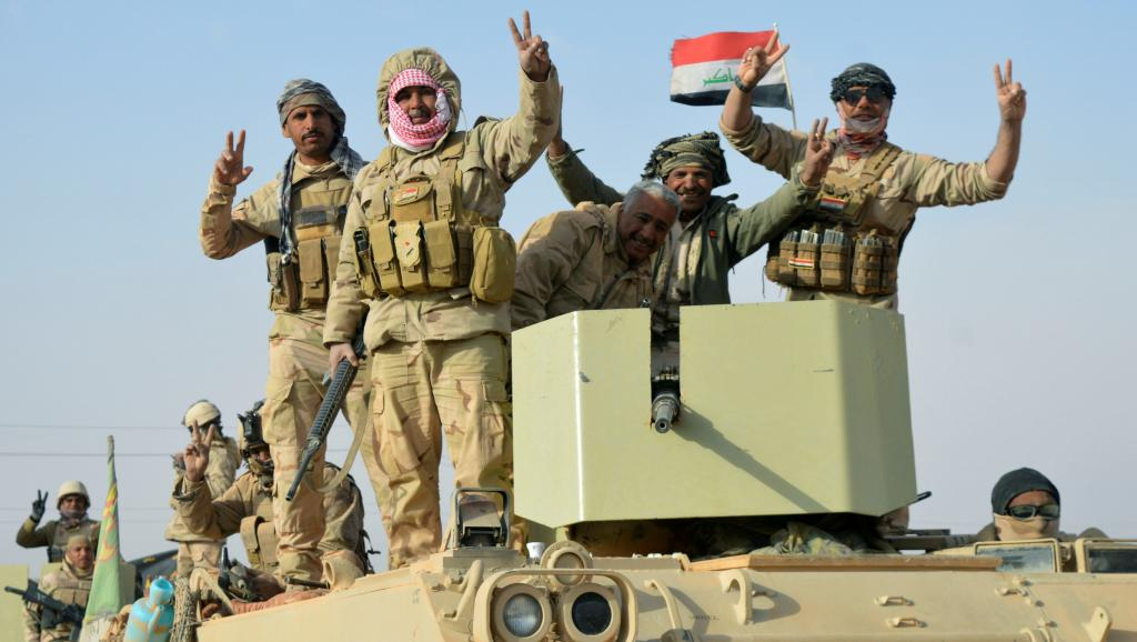 Армия Ирака начала наступление на последний оплот ИГ в стране
