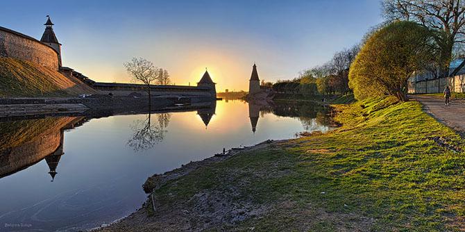 Псков – старейший город России